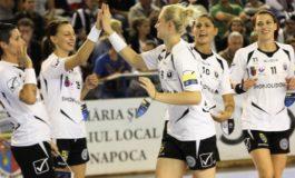 U Jolidon Cluj s-a calificat în sferturile Cupei EHF