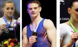 Larisa Iordache, Marius Berbecar și Corina Constantin, desemnați cei mai bun gimnaști ai anului 2013