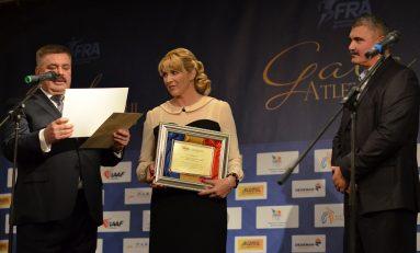 Nicoleta Grasu şi-a anunţat retragerea din activitate la Gala Atletismului Românesc