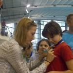 Camelia Potec, un pariu câştigat de nataţia românească