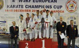 Federaţia Română de Karate WKC îşi premiază cei mai buni sportivi din 2013