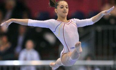 Larisa Iordache va participa la AT&T American Cup
