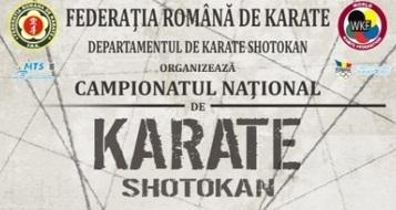 CN Karate Shotokan deschide seria competiţiilor FR Karate din luna martie