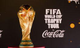 Trofeul Cupei Mondiale de fotbal ajunge în România