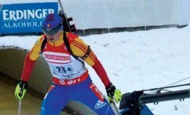 JO de iarnă, biatlon: Cornel Puchianu a încheiat pe locul 30 în proba de sprint
