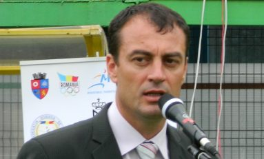 """Nicolae Dobre, președinte FR Oină: """"Vreau un stadion destinat special jocului de oină"""""""