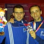 Sabrerul Tiberiu Dolniceanu, în topul mondial