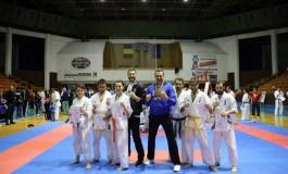 Sportivii de la Budo Gym Club au câştigat şase medalii la Campionatul Naţional de Karate Kyokushin