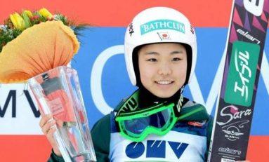 Sara Takanashi a câștigat etapa de Cupă Mondială la sărituri cu schiurile de la Râșnov