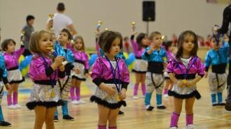 dans sportiv copii