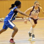 2.BASCHET FEMININ:CS RAPID BUCURESTI-CS NOVA VITA TARGU MURES 77-65,LIGA LIGA NATIONALA (02.03.2013)