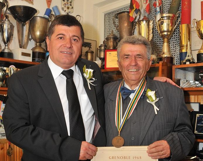 Ion Panţuru, eroul bobului românesc