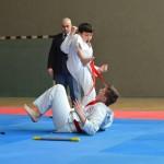 Cupa Corysan la Ju Jitsu, o competiție cu priză la public