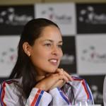 """Ana Ivanovic, înaintea meciurilor cu România din Fed Cup: """"Sunt foarte bucuroasă că sunt aici! Vor f..."""