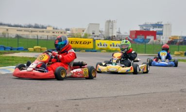 """A doua etapă a C.N. de Karting """"Dunlop"""" 2014 va avea loc pe litoral"""