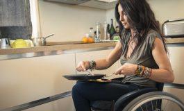 Mihaela Rădulescu, în scaun cu rotile. O acţiune marca Wings for Life