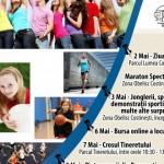 Ziua Națională a Tineretului, celebrată cu fast în București și Costinești