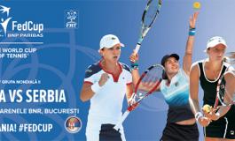 Sport Revolution susţine echipa de Fed Cup a României!
