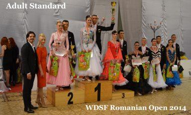 Romanian Open Dance Bucharest, o competiție plină de grație şi spectaculozitate