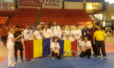 Trei premii pentru clubul BUDO GYM la Campionatul European de Karate Kyokushin din Spania