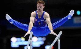Marius Berbecar, aproape de bronz la paralele în cadrul CE de gimnastică artistică