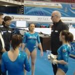 Aur pentru gimnastele noastre! Româncele sunt din nou campioane europene pe echipe