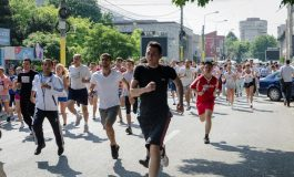 Cros caritabil organizat la Braşov pentru susţinerea copiilor bolnavi de cancer
