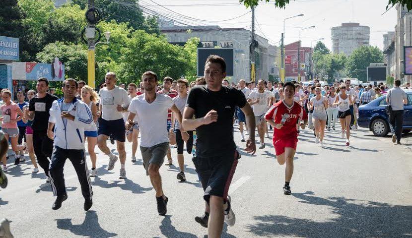 """Câștigătorii Crosului Universitar – """"Fuga la ștafetă"""" Constanța"""