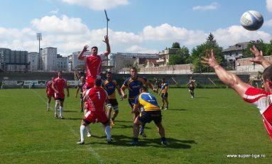 Dinamo rămâne fără victorie în SuperLiga de rugby