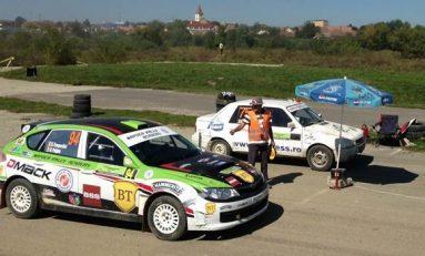 Auto: Sibiul va organiza şi cea de-a doua etapă de slalom paralel
