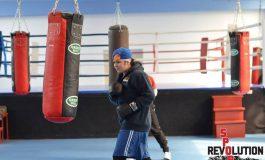 Florina Radu, la un pas de aurul european la box feminin