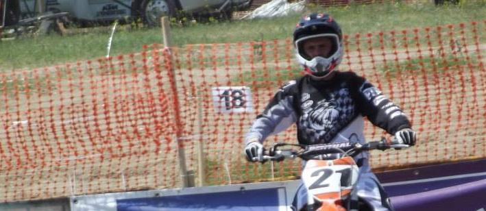 """Adrian Răduţă, despre etapa de Campionat Est-European de Motocross de la Buzău: """"Din punct de vedere sportiv nu s-a întâmplat nimic!"""""""
