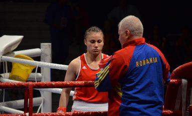 Cristiana Stancu a rămas cu medalia de bronz la CE de box feminin