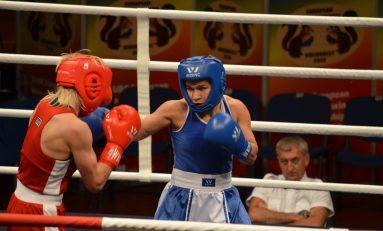 Steluţa Duţă merge în finala Campionatelor Europene de box feminin