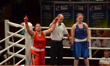 Luminiţa Turcin câştigă fără emoţii primul meci la CE de box feminin