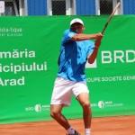 Hănescu şi Ungur au fost eliminaţi de la BRD Arad Challenger. Un singur român a mai rămas în concurs