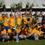 Olimpia Universitatea Tehnică Cluj e din nou campioană naţională la fotbal feminin