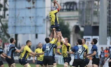România a debutat cu dreptul la IRB Nations Cup