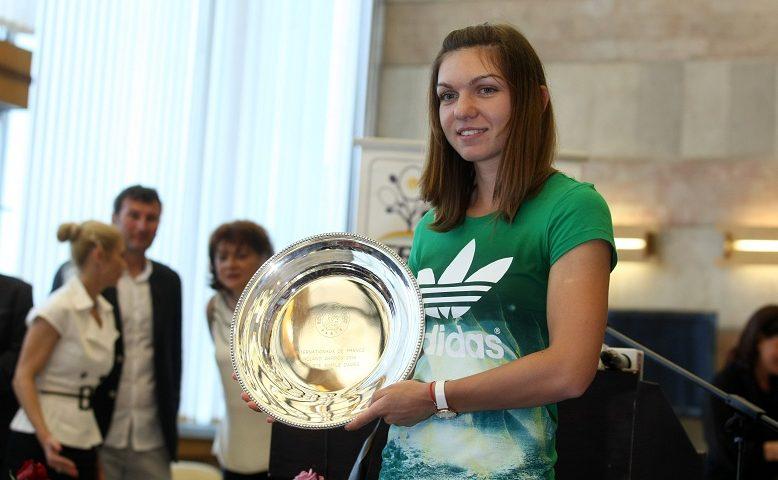 Simona Halep va deveni ambasador al sportului românesc