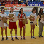 Baschet: S-au decis campioanele U14 la feminin şi la masculin