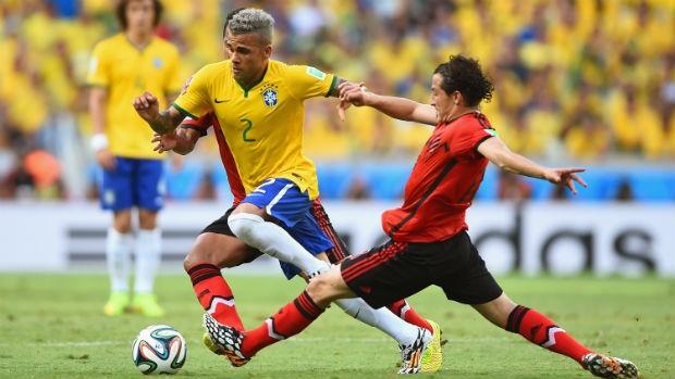 Brazilia, incapabilă să marcheze în poarta Mexicului în  a şasea zi a Cupei Mondiale de fotbal
