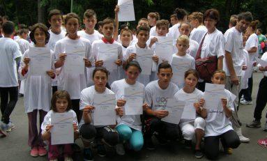 Ieşenii au sărbătorit 100 de ani de Olimpism în România