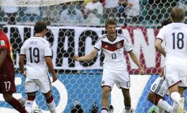 """Germania a """"spulberat"""" Portugalia în a cincea zi a Cupei Mondiale de fotbal"""