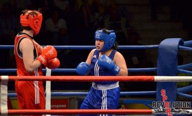 Încă o medalie pentru România la CE de box feminin