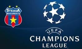 Steaua - Stromsgodset, în turul II preliminar al UEFA Champions League