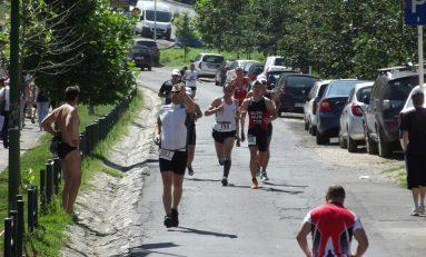 Braşov Triathlon deschide sezonul triatloanelor de şosea