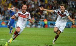 Germania - noua campioană mondială la fotbal