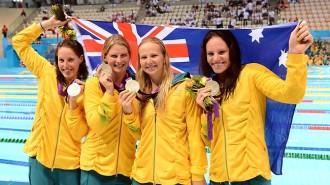 4x100m-australia