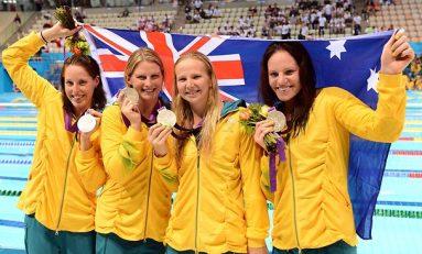 Australia a stabilit un nou record mondial la ștafetă 4x100 m liber feminin