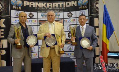 Aur, argint şi bronz pentru români la Europenele de Pankration de la Bucureşti